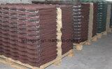 Цветастая Corrugated гальванизированная плитка камня стального листа Coated