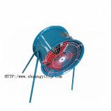 Ventilateur à écoulement axial de matériaux en aluminium