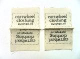 Garmentのための印刷されたLogo Label