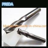 Flautas de la fábrica HRC55 4 Roughing molinos de extremo