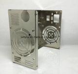 제품, 금속 포좌, 금속 상자, 스테인리스 힘 상자, 제품을 각인하는 각인된 부속을 각인하는 주문 금속 스테인리스, 금속 판금 관례