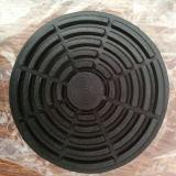 Пусковые площадки круглой сверхмощной рукоятки резиновый для автоматического подъема тележки