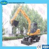 2017 Nuevo Excavadoras de ruedas fabricados en China