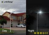 1개의 시간 통제 PIR LED 태양 가로등에서 20watt 전부