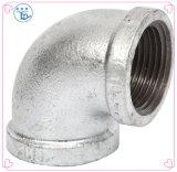 Galvanisierte formbares Eisen-Krümmer-Rohrfittings