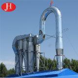 Un système plus sec de flux d'air de séchage matériel de poudre d'amidon d'installation de transformation de patate douce