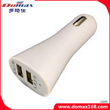 이동할 수 있는 셀룰라 전화 2 USB 연결관 힘 접합기 여행 차 충전기