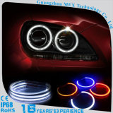 Markcars 4.7W 131 demi-cercle LED de couleur RVB Angel Eye