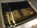 Los diseños de hoja de acero inoxidable para la decoración