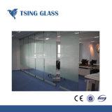 Aangemaakt Glas voor de Bovenkant van de Lijst/Treden/Leuningen/De Zaal van de Gordijngevel/van de Douche
