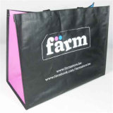 Non Woven Promotional Bag, con Custom Design/Size e Logo Imprint (MECO136)