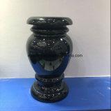 Nero/rosso/Grey/vaso fiore del granito per la lapide/Headstones/pietra tombale