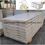 Los tamaños de OEM frío Modular habitación con paneles de poliuretano de bloqueo de leva
