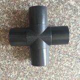 高品質のPEの管付属品の十字