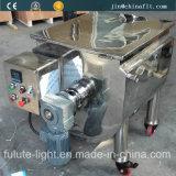 Mezclador de cinta polvo de acero inoxidable leche
