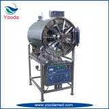 Tipo horizontal autoclave automática do Sterilizer do vapor para o uso do hospital