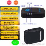 Motorrad-Fahrzeug GPS-Verfolger der Qualitäts-3G mit PAS T207