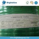 Papier de formulaire informatique de NCR de 2 Plys