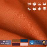 女性袋のためのSaffiano様式PVC革