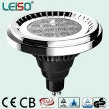 Riflettore LED 12.5W AR111 di LG/Nichia SMD GU10 con superiore (J)