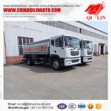 Sinopec Pesado de 4X2 12-18de capacidade de armazenamento de combustível cbm fábrica de caminhões para venda