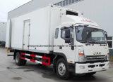 JAC Nuovo-Progettano Van refrigerato 4X2 camion del congelatore di 5 T
