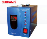стабилизатор напряжения тока поставкы низкой цены экрана 1kw LCD автоматический для бытового устройства