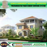 Быстрая дом стальной структуры света конструкции модульная Prefab