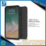 中国のSamsung S7の端のための緩和されたガラスが付いている高く保護携帯電話のアクセサリ