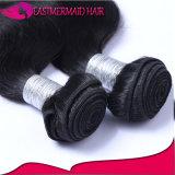 Le cheveu péruvien d'onde de corps empaquette 8-30 extensions de cheveu d'armure de cheveux humains de Remy