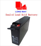 batterie d'acide de plomb de série de 12V180ah franc pour le matériel de contrôle