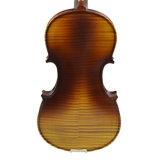 Tipo antiguo al por mayor violín del estudiante de Solidwood que hace en China