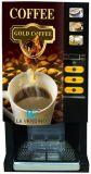 ヨーロッパ式の熱いコーヒーまたはコーヒーまたは喫茶店の自動販売機F303 F-303