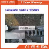 Латунные и медные маркировка машины переносными волокна лазерный маркер 20W 30W 50W