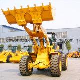 De Lader van het Wiel van de Wereld van de Machines van de bouw Zl50