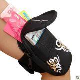 Hochwertiges Neopren Sports Armbinde: Handy-Halter-Kasten