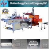 Estaca Hy-540760 de formação plástica que empilha contando a máquina de Thermoforming