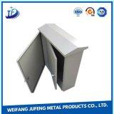 Выполненный на заказ металлический лист алюминиевый случай/приложение коробки батареи с водоустойчивым