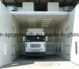 Cabine de pulverizador do barramento/caminhão da alta qualidade, quarto de pintura