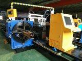 SGS máquina de corte a laser de Tubo Quadrado Cortador de Metal Kr-Xf CNC8