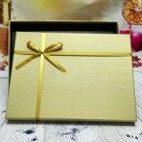 Caja de embalaje de papel personalizado para el traje de boda Embalaje WB1018