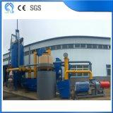 Paja de madera de gasificante Syngas Combustile generador de gas de biomasa