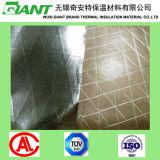 Hitte - het verzegelende die Document van Kraftpapier van de Aluminiumfolie door het Garen van het Grof linnen wordt versterkt