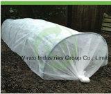 Tampa não tecida tratada UV da proteção de planta do velo dos PP do jardim