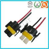 Замена деталей для автомобильной промышленности фонаря синий/черный провод разъема жгута проводов
