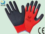 13Comparador Shell de Nylon látex revestido Palm luvas de trabalho Industrial de Segurança (L006)