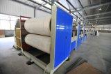 Automatische 5 Schicht-Wellpappe, die Maschine für Fabrik-Preis herstellt
