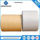 Nano PE/PVDF 0.033.0mm de Hoge Glanzende Witte Kleur Met een laag bedekte Rol/het Blad van het Aluminium voor Het Blind van de Gordijngevel en van de Rol voor Hongarije