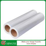 Film imprimable grand de transfert thermique de couleur foncée de Qingyi