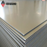 2017 Ideabond Decoración Oficina PE Panel del techo de aluminio blanco (AE-31D)